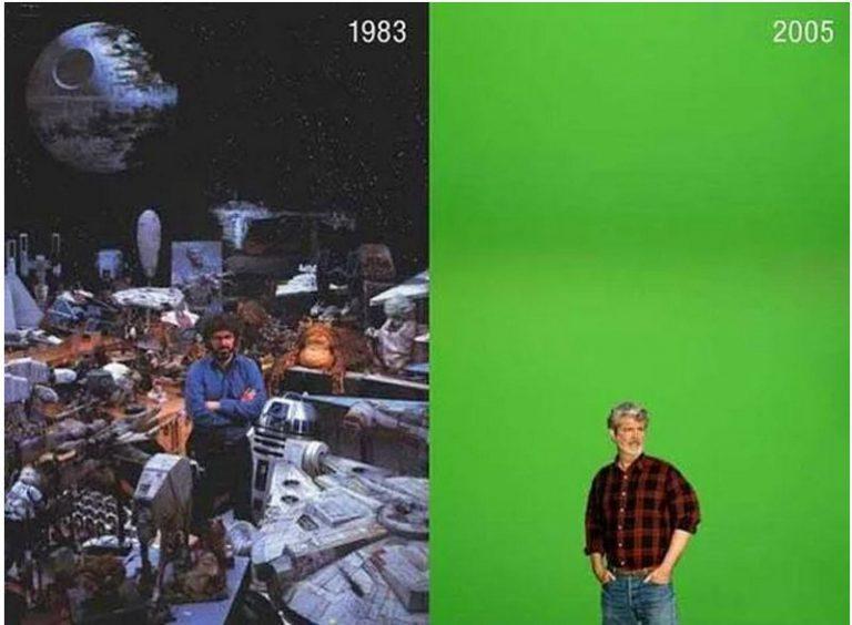 """12 изображений, показывающих жизнь """"тогда и сейчас"""""""