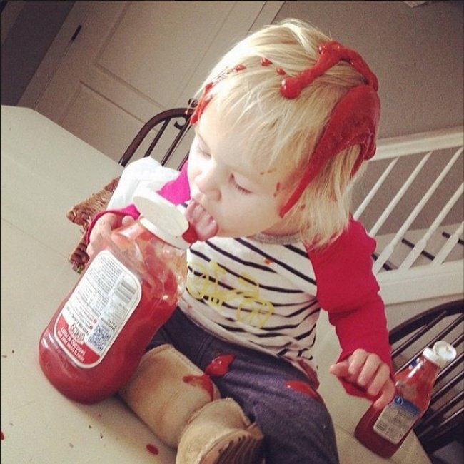 20 доказательств того, что жизнь с ребенком — это весело!
