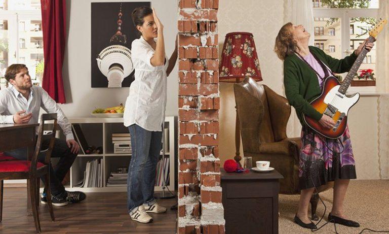 Он придумал, как эффективно проучить своих шумных соседей. Этот парень просто гений!