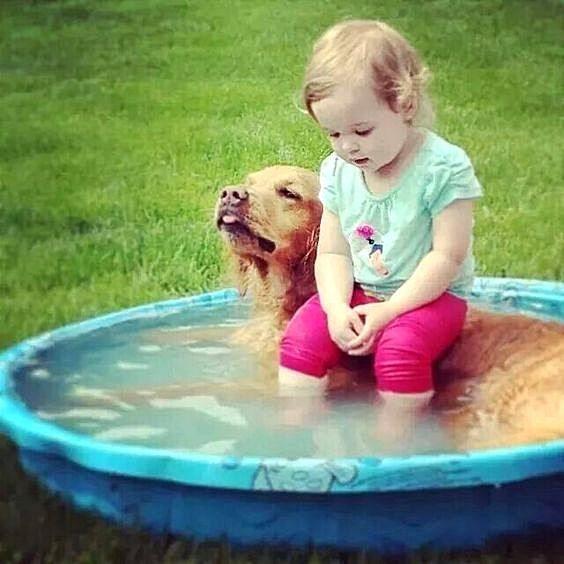 Эти фотографии детей и животных тронут Вас за душу