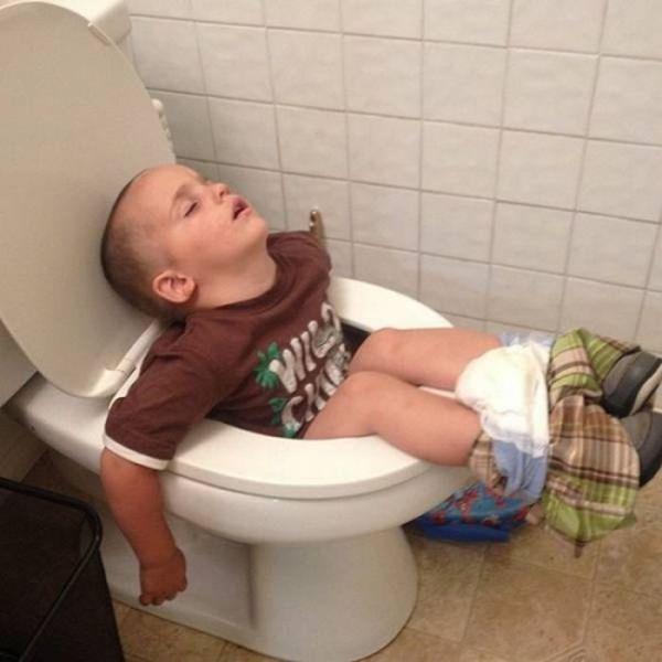 Детки спят! Более умилительного зрелища вы еще в своей жизни не видели