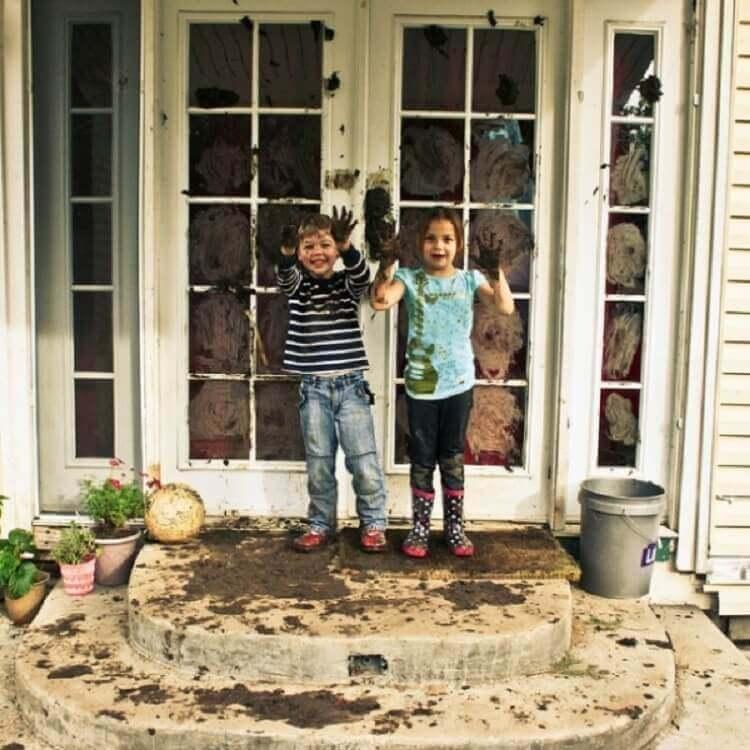 Растить детей это весело: 16 фото фактов
